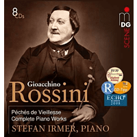 Stefan Irmer - Complete Works for Solo Piano [CD]