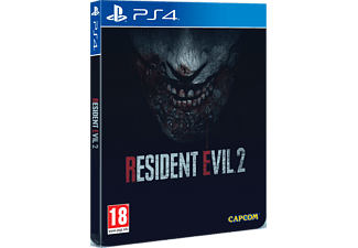 Resident Evil 2 Édition Steelbook FR/NL PS4