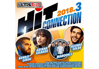 Ultratop Hit Connection 2018.3 CD