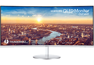 "SAMSUNG Computerscherm LC34J791 34"" UWQHD 100HZ"