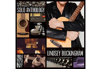 Lindsey Buckingham - Solo Anthology: The Best of CD