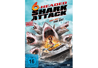 6-Headed Shark Attack - Don't mix with the Six! - (DVD)
