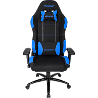 AKRACING CORE EX Gaming Stuhl, Schwarz/Blau