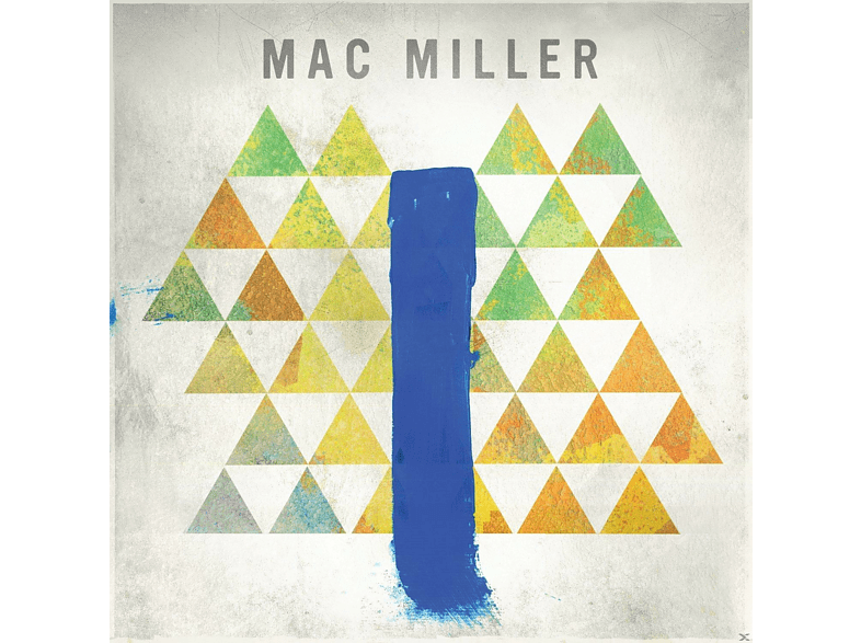 Mac Miller - Blue Slide Park [Vinyl]