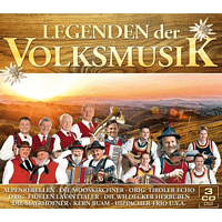 VARIOUS - Legenden der Volksmusik [CD]