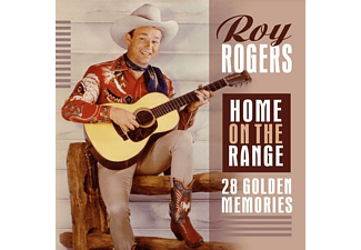 Roy Rogers - Home On The Range-28 Golden Memories - (CD)