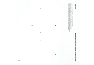 The 1975 A Brief Inquiry Into Online Relationships Rock Pop Cds