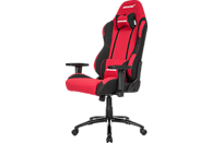 AKRACING CORE EX Gaming Stuhl, Rot/Schwarz