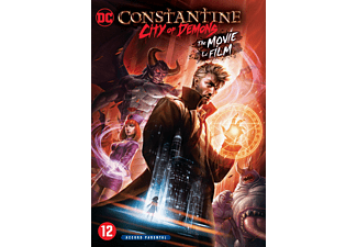 DC Constantine: City of Demons The Movie - DVD