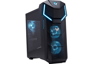 ACER Predator Orion 5000 (PO5-610), Gaming PC mit Core™ i7 Prozessor, 32 GB RAM, 256 GB SSD, 1 TB HDD, GeForce® RTX 2070, 8 GB