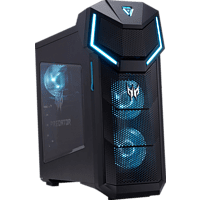 ACER Predator Orion 5000 (PO5-610), Gaming PC mit Core™ i7 Prozessor, 32 GB RAM, 3 TB HDD, 512 GB SSD, GeForce® RTX™ 2080, 8 GB