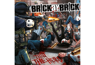 Brick By Brick - Thin The Herd - (CD)