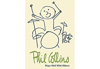 Phill Collins - Plays Well With Others CD