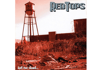 The Red Tops - Left For Dead - (CD)