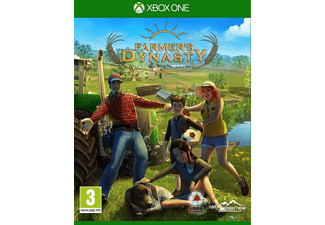 Farmer's Dynasty NL/FR Xbox One