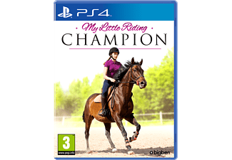 My Little Riding Champion NL/FR PS4