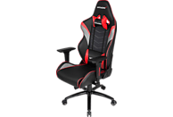 AKRACING CORE LX Gaming Stuhl, Schwarz/Rot