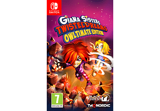 Giana Sisters: Twisted Dreams Owltimate Edition UK/FR Switch