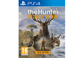 theHunter 2019 Edition UK/FR PS4