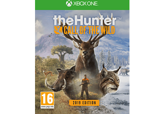 theHunter 2019 Edition UK/FR Xbox One