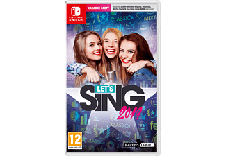 Let's Sing 2019 + microphone NL Switch