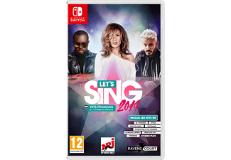 Let's Sing 2019 + microphone FR Switch