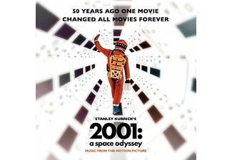 2001: A Space Odyssey CD