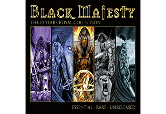 Black Majesty - The 10 Years Royal Collection - (CD)