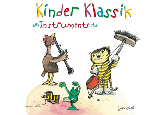 VARIOUS - Kinder Klassik-Instrumente - (CD)