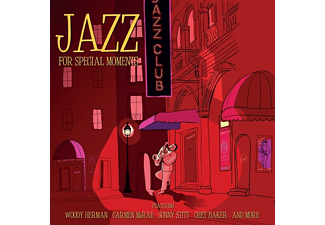 VARIOUS - Jazz For Special Moments - (Vinyl)
