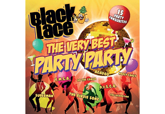 Black Lace - The Very Best Party Party - (Vinyl)