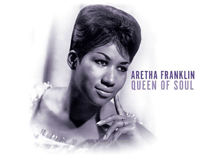 Aretha Franklin - Queen Of Soul - (Vinyl)
