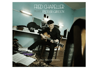 Fred Chapellier - Plays Peter Green - (CD)