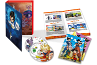 Dragonball Super - 1. Arc: Kampf der Götter [Blu-ray]