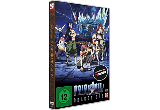 Fairy Tail - Dragon Cry - (DVD)