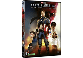 Captain America: The First Avenger - DVD