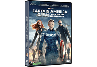 Captain America: Winter Soldier - DVD