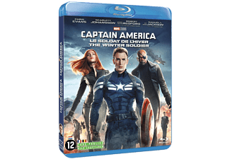 Captain America: Winter Soldier - Blu-ray