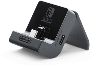 NINTENDO Support de recharge inclinable Switch (2513166)