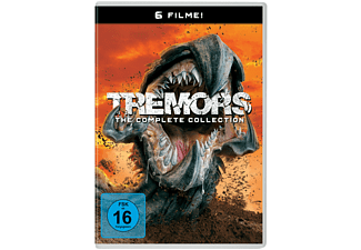 Tremors-1-6 Collection - (DVD)