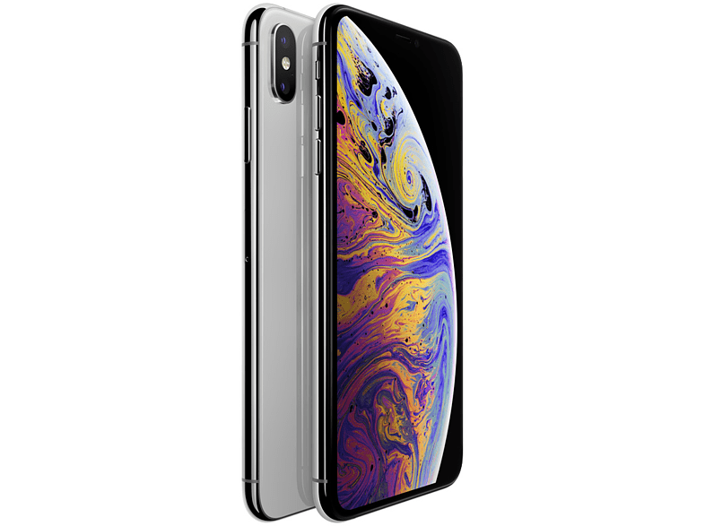 APPLE  iPhone XS Max 64 GB Silber Dual SIM | 00190198783622