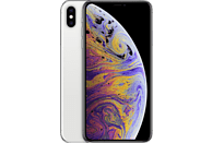 APPLE iPhone XS Max 64 GB Silber Dual SIM