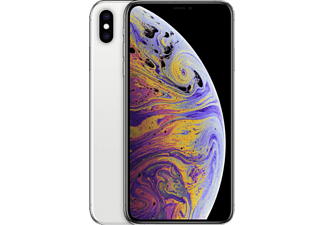 apple iphone xs max smartphone 256 gb silber kaufen. Black Bedroom Furniture Sets. Home Design Ideas