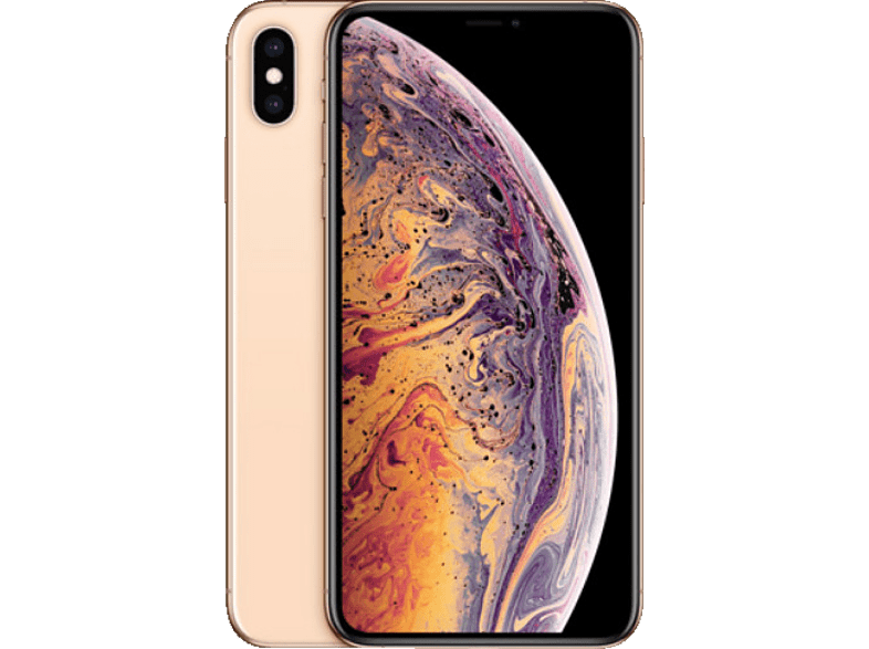 APPLE  iPhone XS Max 512 GB Gold Dual SIM | 00190198786005