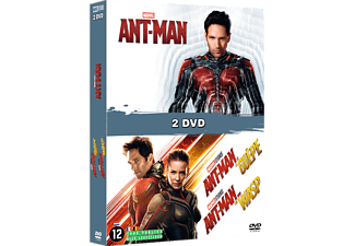Ant-Man & Ant-Man and the Wasp - DVD
