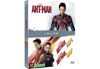 Ant-Man & Ant-Man and the Wasp - Blu-ray