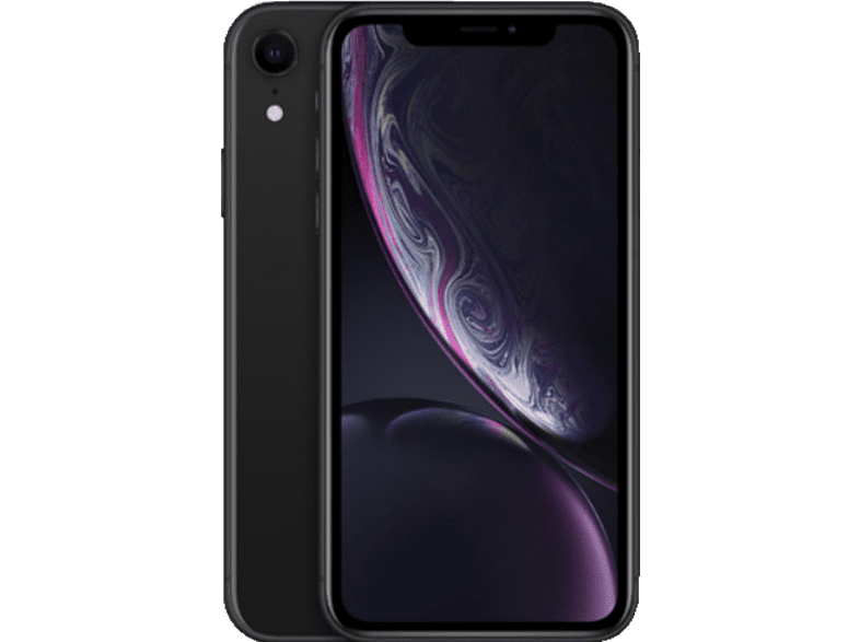 APPLE iPhone XR 256 GB Black Dual SIM