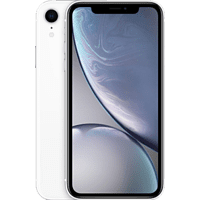 APPLE iPhone XR 256 GB White Dual SIM