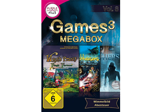 Games 3 MegaBox Vol. 8 - PC