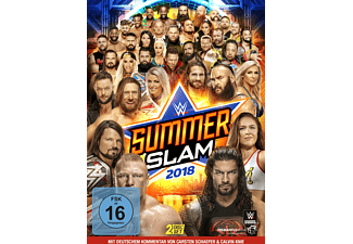 SUMMERSLAM 2018 - (DVD)